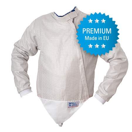 PBT Säbel-E-Jacke INOX für Herren Waschbar (46, Rechts)