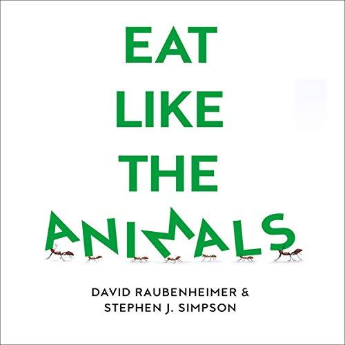 Couverture de Eat Like the Animals