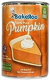 Bakeroo Tinned Pumpkin Puree (Pumpkin Pie Filling - Kürbiskuchen), 100% Natural - 425g