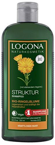 Logona–Vital Calendula Shampooing 250ml