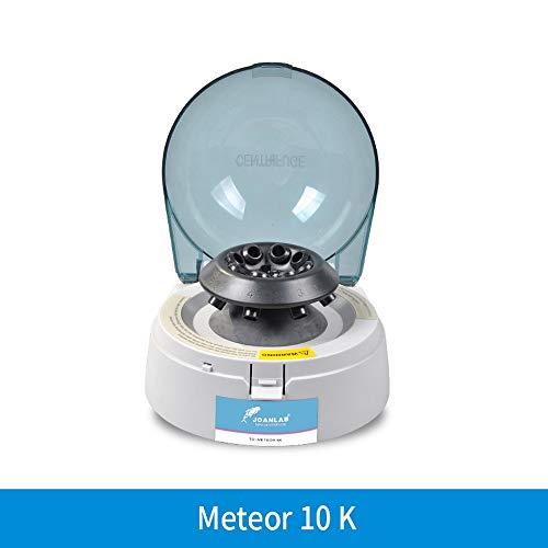Centrífuga de laboratorio, centrífuga de escritorio Centrífuga de escritorio de baja velocidad Centrífuga de baja velocidad Mini-centrífuga AC85V-264V 50 / 60Hz 10000RPM