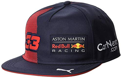 Official Formula 1 Merchandise - Red Bull Racing 2020 F1™ - Verstappen Flatbrim-Kappe