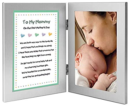 First Mother\'s Day Frames - Preserve Precious Memories Forever