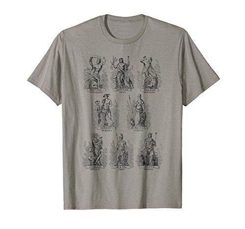 Greek Gods Mythology Shirt
