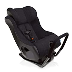 Flame retardant free: tailored in 100% Merino wool to help naturally regulate the child's body temperature keeping them cool in the hot summer. More ROOM TO FIT 3 ACROSS: The Clek Fllo convertible car seat's compact design provides space that makes 3...