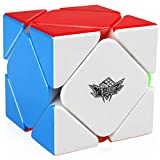 D-FantiX Cyclone Boys Magnetic Skewb Cube Stickerless Skewb Speed Cube Magic Cube Puzzle Toy