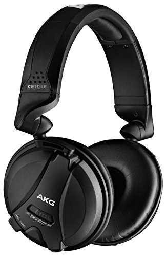 Great Deal! AKG K181 DJ UE Ultimate Edition Reference Class Headphones