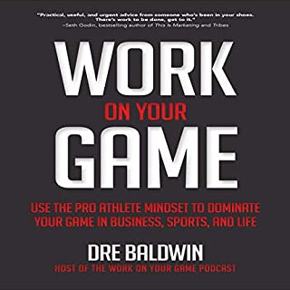 Work On Your Game audiobook cover art