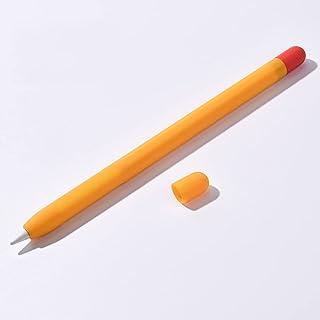 SATIS Siliconen Hoesje Compatibel voor Apple Pencil 1e Generatie, Zachte Siliocne iPencil Houder Sleeve Cover Accessoires....