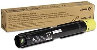 Xerox 106R03738 VersaLink C7020/C7025/C7030 - Extra High Capacity - Yellow - Toner Cartridge - for VersaLink C7020, C7020/C7025/C7030, C7025, C7030