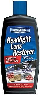 Blue Magic 8 Ounce 725CD-06 Headlight Lens Restorer-8 oz