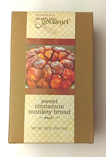 Heartland Gourmet Sweet Cinnamon Monkey Bread Mix