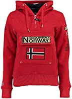 Geographical Norway - Felpa da donna GYMCLASS