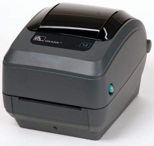 Zebra GK420t (Rev. 2) imprimante d'étiquettes [USB, parallèle et série/RS232]