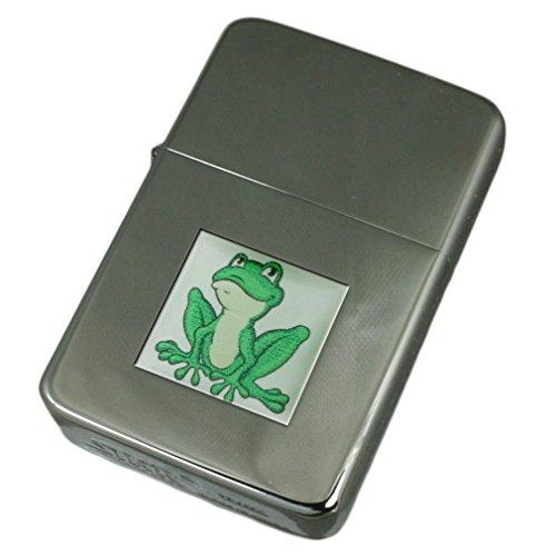 Gravur Feuerzeug Prince Frog