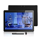 Tablette Tactile 10.1 Pouces, Android 8.1, Processeur Quad Core, Double Carte SIM, 2...