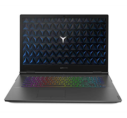 Lenovo Legion Y740 Notebook Gaming, Display 17,3' Full HD IPS G-Sync, Scheda Grafica RTX 2070 MAX Q, Processore Intel Core i7-9750H, 512GB SSD+1TB HDD, RAM 16GB, Windows 10, Iron Grey
