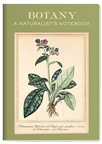 Botany Passport Sized Mini Notebook