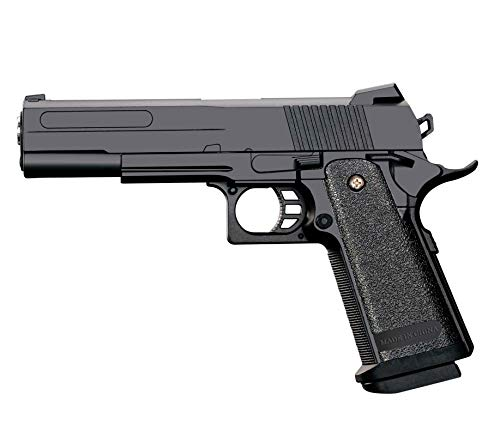 Pistola Airsoft Full Metal Rayline RV19 presión Resorte