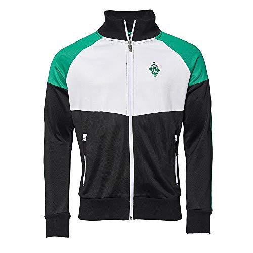 Werder Bremen SV Retrojacke Raute Gr. XL