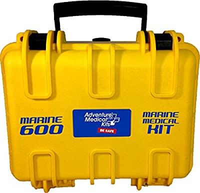 Adventure Medical Kits Waterproof Marine 600 Medical First Aid Kit