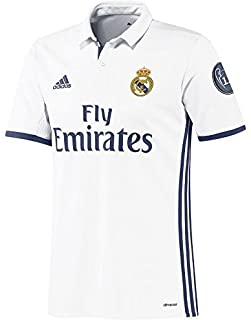2016-2017 Real Madrid Adidas UCL Home Shirt (Kids