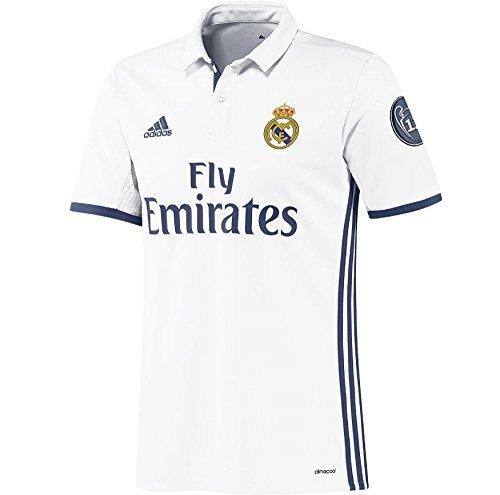 adidas Real Madrid H JSY Y UC - Camiseta 1ª Equipación del Real Madrid CF 2015/16 Niños