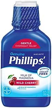 Phillips' Milk of Magnesia Liquid Laxative 26 Oz