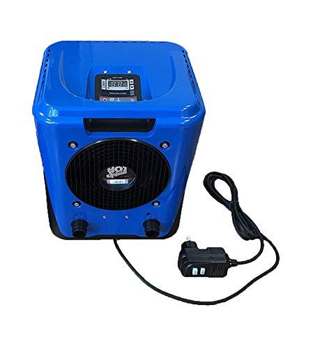 EDENEA - Mini Pompe A Chaleur Piscine Hors Sol - jusqu'à 20 m3 (Voir Carte) - Hotsplash HS35 3350W