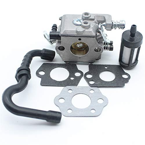 Kit de juntas de carburador para S-TIHL 017 018 MS170 MS180 MS 180 170 Piezas de motosierra Walbro Carb 11301200603, 11301200608