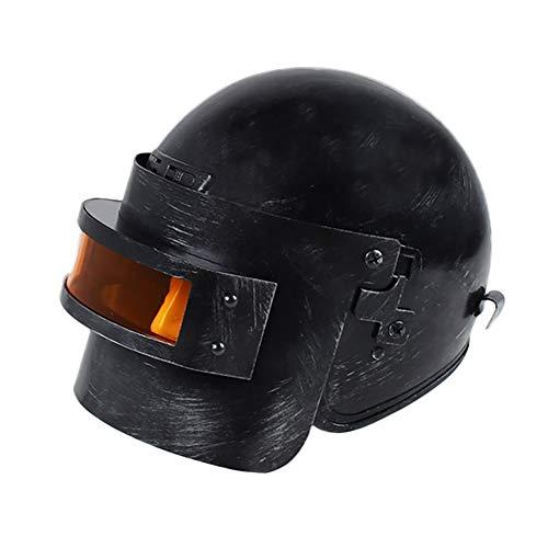 PlayerUnknown's Battlegrounds PUBG Level 3 Helmet Third-Class Head Cap Face Game Props Cosplay...