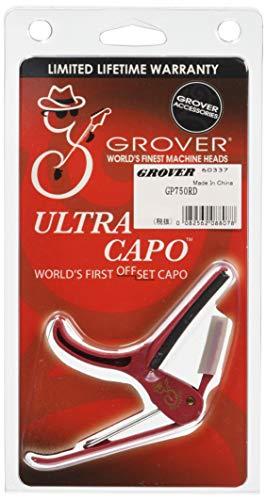 GROVER gp750rd gitaar Capo