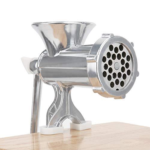 Picadora De Carne, Máquina Para Picar Carne De Cocina, Manivela Clásica Multifunción Para Salchicha De Carne