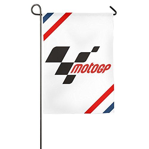 k-fly2personalizada MotoGP casa bandera bandera de Jardín dos tamaños
