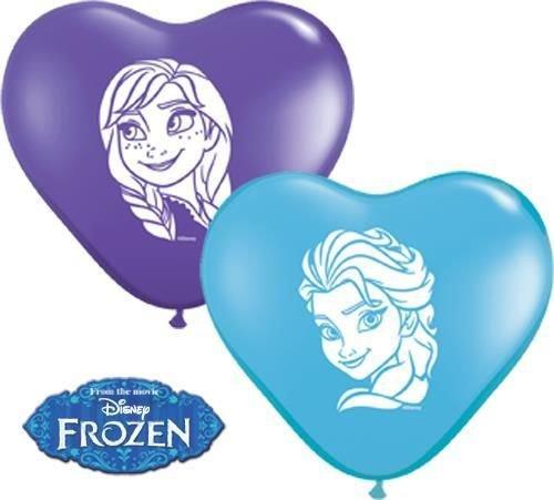 Disney Frozen Anna & Elsa Visages 6 \