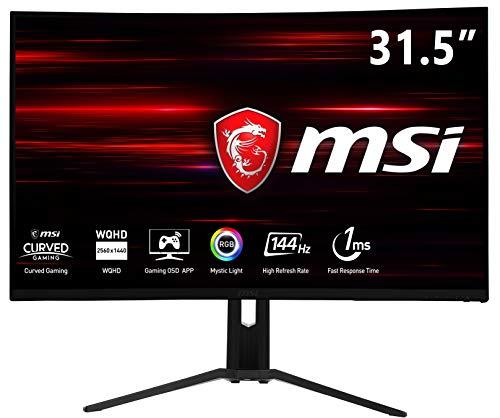 MSI Optix MAG322CQRV - Monitor Gaming Curvo de 32