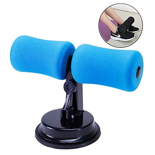 LIJJY Portátil Sit-Up Bar Fitness Equipo con Ventosa Ideal para Abdominales En Casa. para Culturismo Fitness Adelgazamiento Ejercicio
