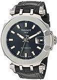 Tissot Mens T-Race Swiss Automatic Stainless Steel Sport Watch (Model: T1154071705100)