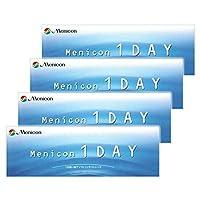 メニコン1DAY 【BC】8.6【PWR】-0.50 30枚入 4箱