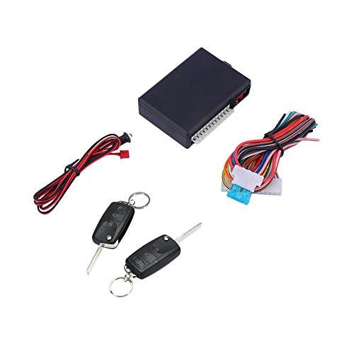 Universal car auto telecomando centrale kit serratura allarme KEYLESS Entry system