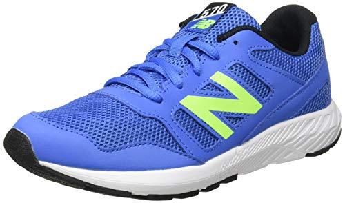 New Balance 570, Zapatillas para Correr de Carretera para Chico, Cobalto desteñido, 23 EU Amplio