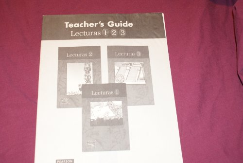 Teacher's Guide Lecturas (Readers) 1, 2, 3 (Spanish) (Realidades)