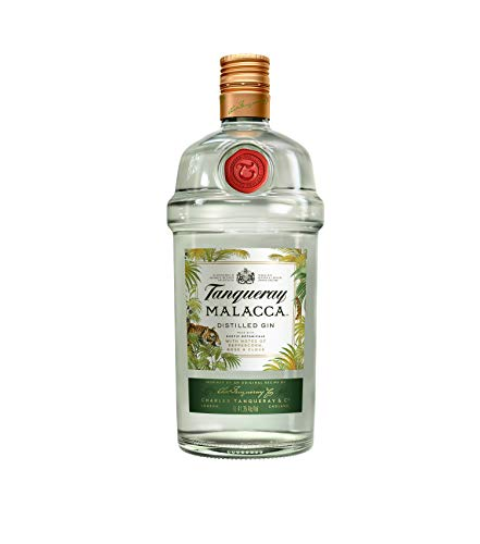 Tanqueray MALACCA Distilled Gin Limited Edition 2018 41,3% - 1000ml