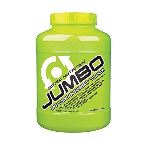 Scitec Nutrition Jumbo–2860g–Saveur Chocolat