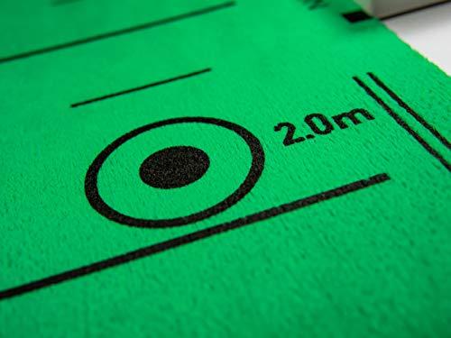 RETURNMATリターンマット自動返球パターマットオートリターン静音設計EDISONGOLF(エジソンゴルフ)