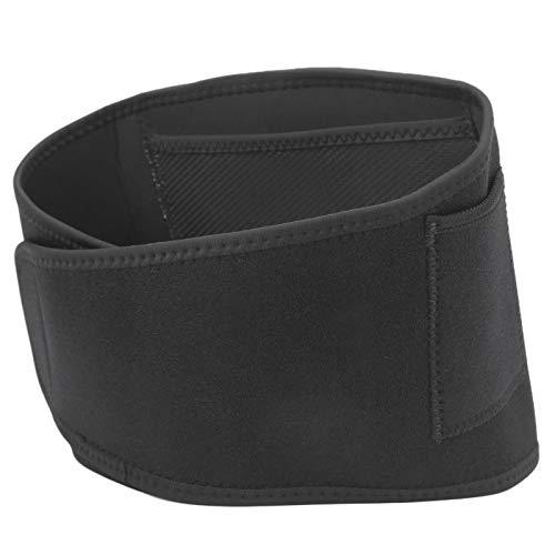logozoee Cinturón de Terapia de Calor, cinturón de Cintura Ajustable portátil con calefacción, Alivio del Dolor para Hombres y Mujeres, dismenorrea, Dolor Abdominal