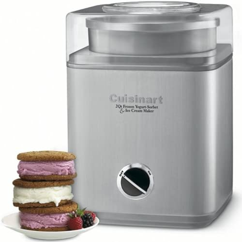 high quality ICE-30BC outlet sale Pure Indugence Frozen Yogurt/Ice Cream online Maker - (Renewed) outlet online sale
