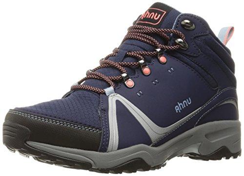 Ahnu Women's Alamere Mid Hiking Boot, Iris Shadow, 6 M US