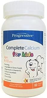 Progressive Complete Calcium for Kids 60s