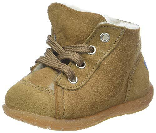 Richter Kinderschuhe Duplo, Unisex Baby Sneaker, Beige (Cuoio 2600), 22 EU (5.5 UK)
